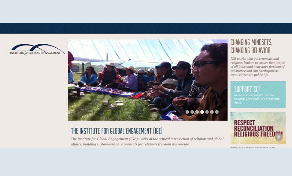 Institute for Global Engagement