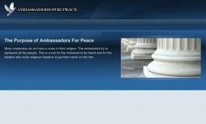Ambassadors for Peace