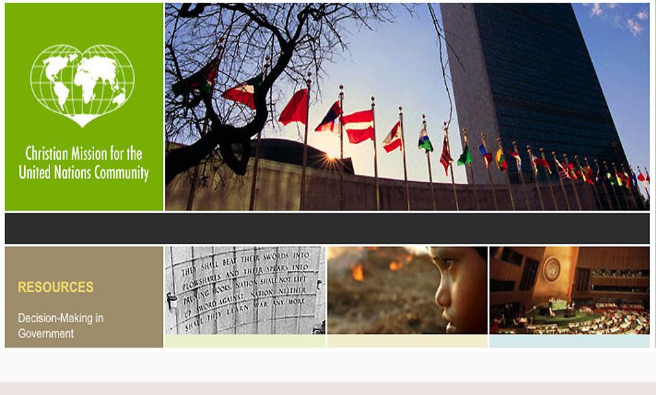 Christian Mission for U. N.
