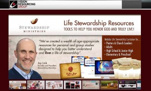 vision resourcing