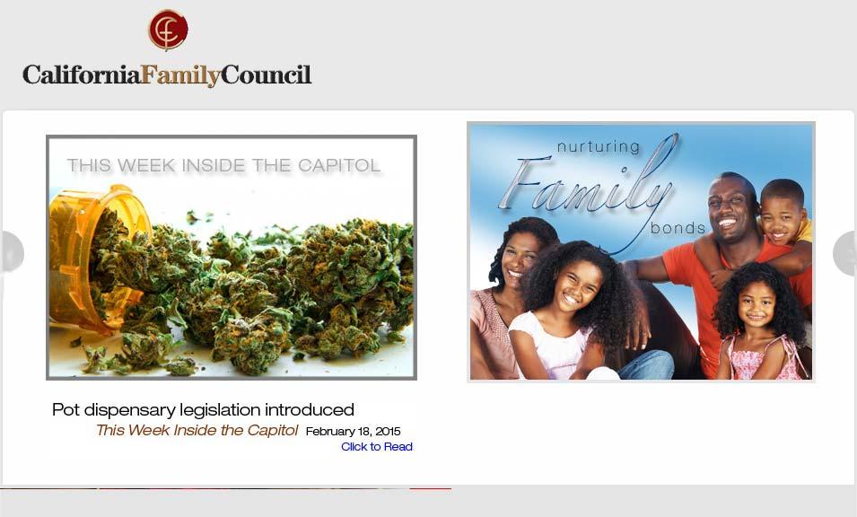 California Family Council